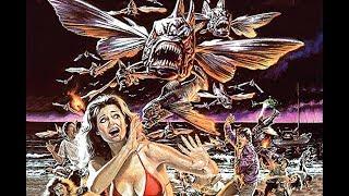 James Cameron's FLIEGENDE KILLER - PIRANHA II - Trailer (1981, German/Deutsch)