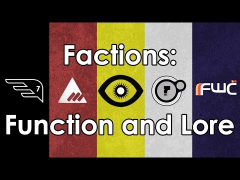 Destiny Factions: How They Work and Their Lore (New Monarchy, Dead Orbit, Future War Cult)