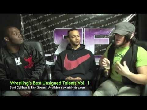 Wrestling's Best Unsigned Talents Vol. 1- Sami Callihan & Rich Swann Preview