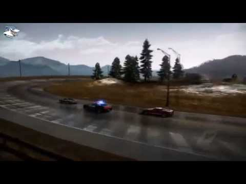 Need For Speed: Hot Pursuit - Going Down On It