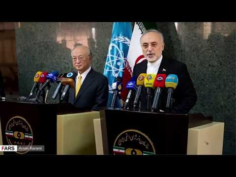 Iran | Nuclear Chief - Iran Can Resume 20 percent Uranium Enrichment at Fordow in 4 Days