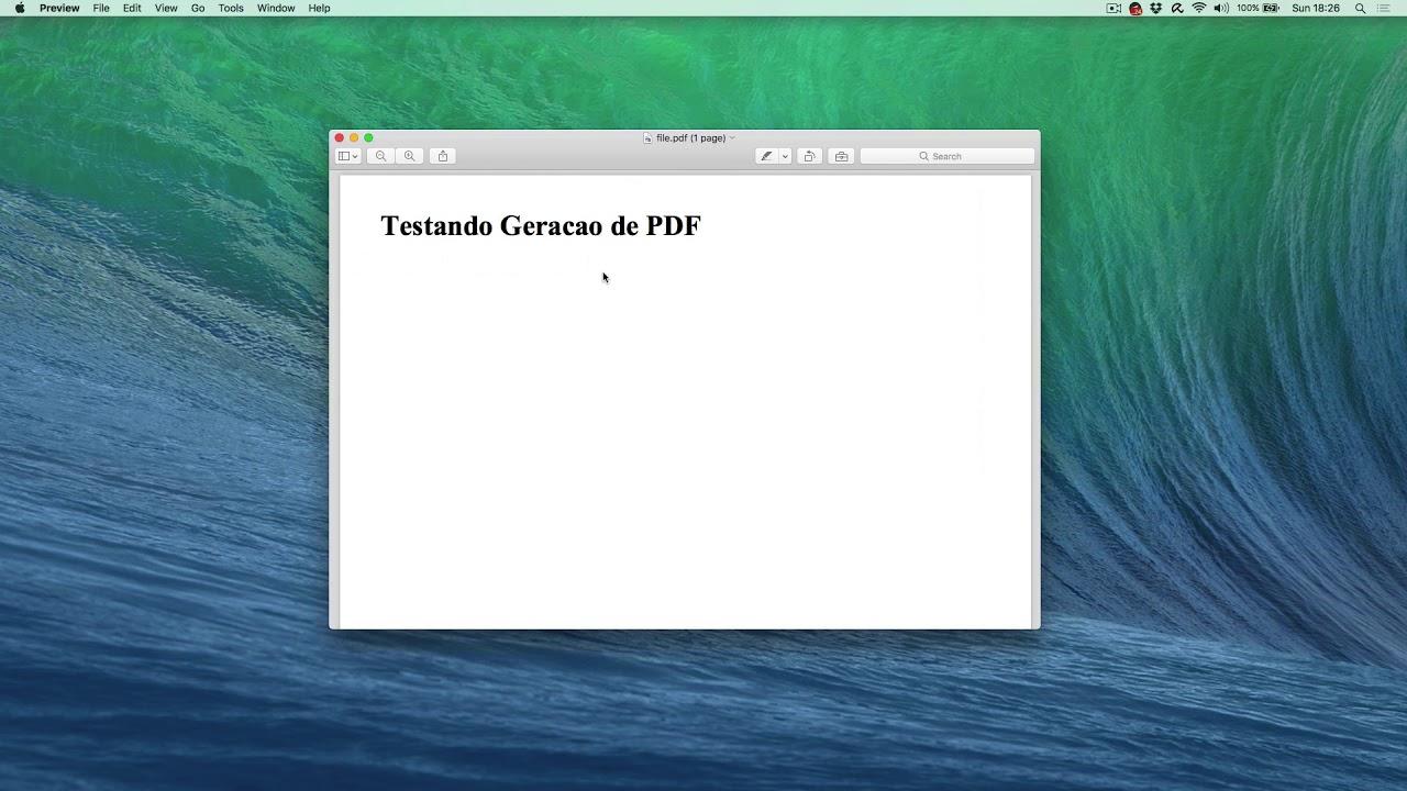 [CEL Drops] - Gerando PDF no Symfony (V3)