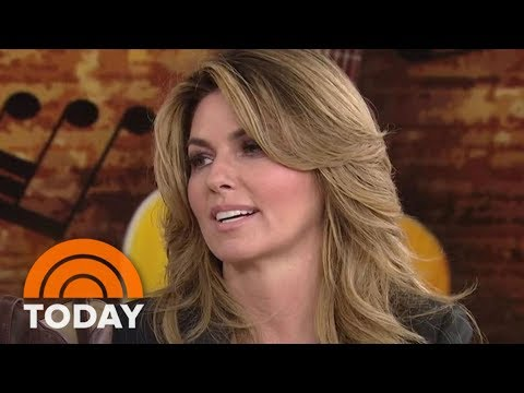 Shania Twain Wrote 'From This Moment On' At A Soccer Game   TODAY