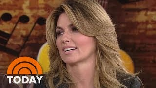 Shania Twain Wrote 'From This Moment On' At A Soccer Game | TODAY