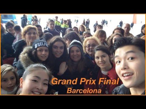 2014 Grand Prix Final - Barcelona (Vlog #17)