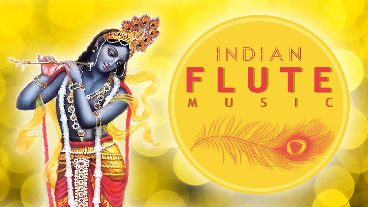 Indian Flute Music for Yoga | Divine Meditation Music | Background  Instrumental Flute Music,Relaxing