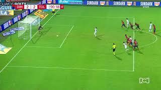Medellín 2-2 Tolima - Gol Rafael Carrascal -Semifinal Liga Águila 2018 II l Deportes RCN