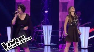 Sumaré and Nolene Olivier sing