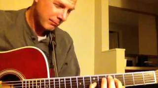 Carry On My Wayward Son acoustic fingerstyle guitar solo