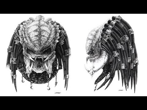 PREDATOR 2  Making the Predator Suits