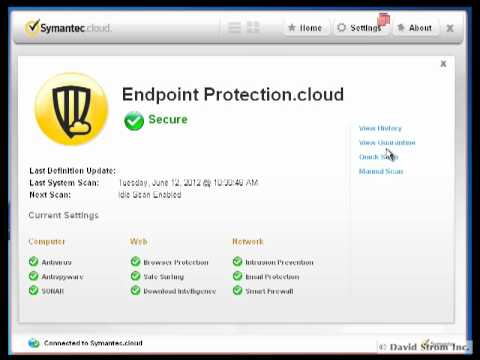 Symantec Endpoint Protection cloud - Hassle Free Security For Small  Businesses