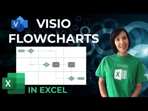 Visio For Excel - Create Flowcharts Linked To Cells