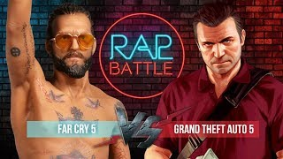 Рэп Баттл - Far Cry 5 vs. GTA 5