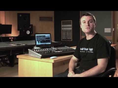 Solid State Logic Nucleus 16-Fader DAW Controller Product Tour | Full Compass