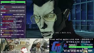 No More Heroes 2 Livestream