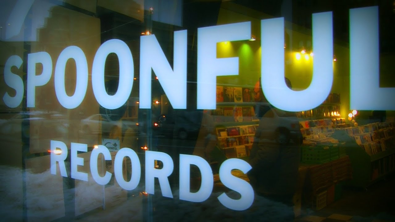 Record Stores Across America Spoonful Records Columbus
