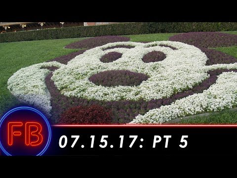 Disneyland to the rescue - Post D23 chaser | 07-15-17 Pt. 5 [DL]