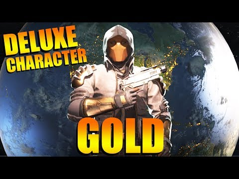 NEW DELUXE CHARACTER SHADERS! GOLD HOOD ITS AVAILABLE! - INJUSTICE 2 INDONESIA