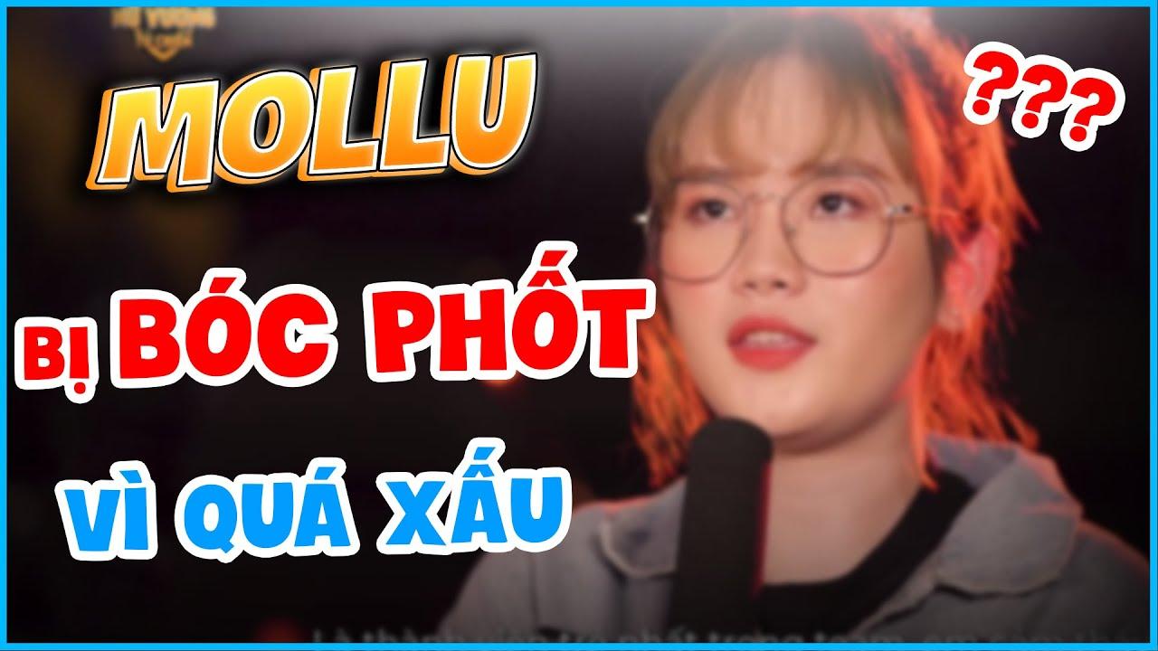 [Free Fire] Mollu Bị Bóc Phốt Vì Quá Béo Khi Đi Bắn Giải và Sự Thật Bất Ngờ   Mollu Tv