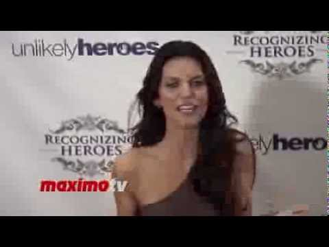"AnnaLynne McCord - ""Recognizing Heroes Awards"" Dinner & Gala - Red Carpet Fashion"