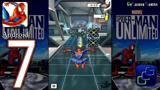Spider Man Unlimited Android Walkthrough - Part 7 - Issue 2: Birds of Prey