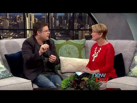 Actor Sean Astin talks LOTR, Goonies & Stranger Things