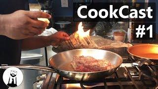 CookCast #1 - Rishi