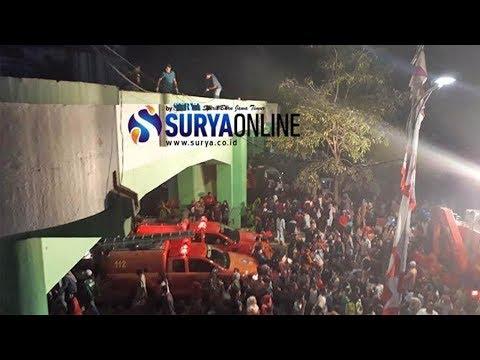 PT KAI Angkat Bicara Terkait Insiden Surabaya Membara yang Tewaskan 3 Penonton Mp3