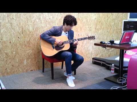 [EXCLUSIVE] Eddy Kim performs '2 Years Apart' [MEET&GREET]