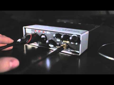 Understanding and Setting Up an External Audio Interface