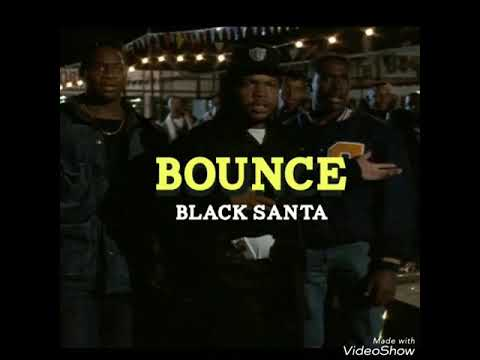 Black Santa - Bounce