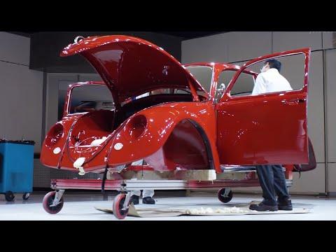 1967 Volkswagen Beetle Restoration