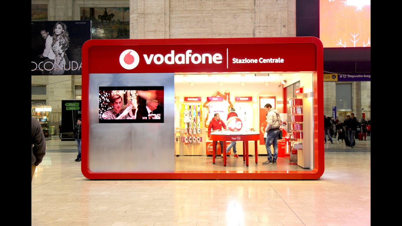 vodafone shop in