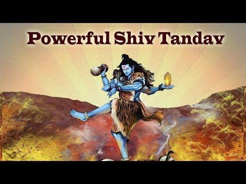 SHIV TANDAV STOTRAM    Original powerful and Best Trance