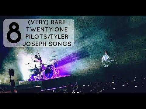 8 Very Rare Twenty One PilotsTyler Joseph Songs