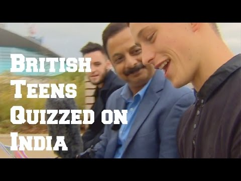 What do British Teens know about India ?