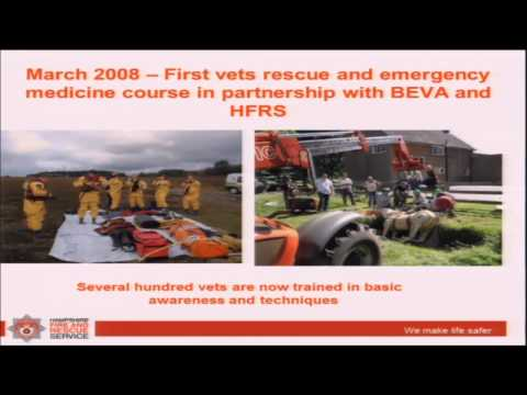 Safer Animal Rescue- The Journey So Far   Jim Green