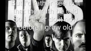 Fall is just something that grownups invented  The Hives + lyrics