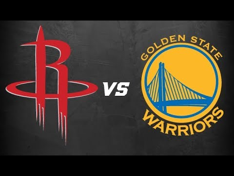 Golden State Warriors vs Houston Rockets | NBA | Condensed Game | 2017/2018 Season