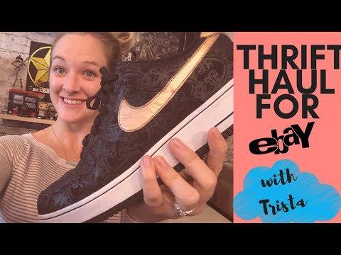Live eBay Haul w/ Trista!✌🏻