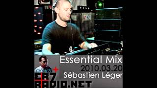 sebastien leger - BBC Essential Mix 2010