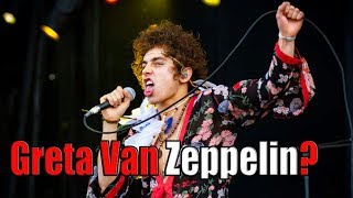 "Greta Van Fleet, essa ""porcaria"" é PLÁGIO do Led Zeppelin? Greta Van Fleet, thumbnail"