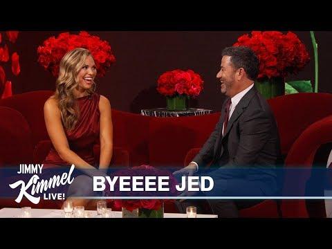 Ayers - WATCH: The Bachelorette Hannah On Jimmy Kimmel