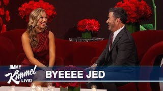 Jimmy Kimmel Chats with The Bachelorette Hannah B.
