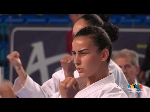 9th World University Karate Championship - Bar - Montenegro