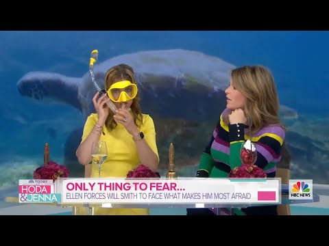 Natalie Morales Shares A Story About Facing Her Biggest Fear | TODAY