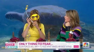 Natalie Morales Shares A Story About Facing Her Biggest Fear   TODAY