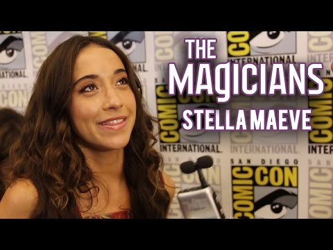 The Magicians  Stella Maeve