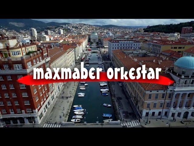 Maxmaber Orkestar  klezmer balkan folk - Presentation