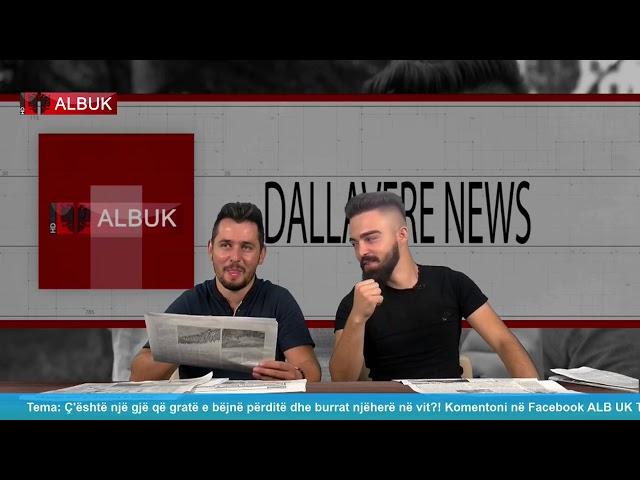 'Dallavere News' -'Ç'është një gjë që gratë e bëjnë përditë dhe burrat një herë në vit?!'